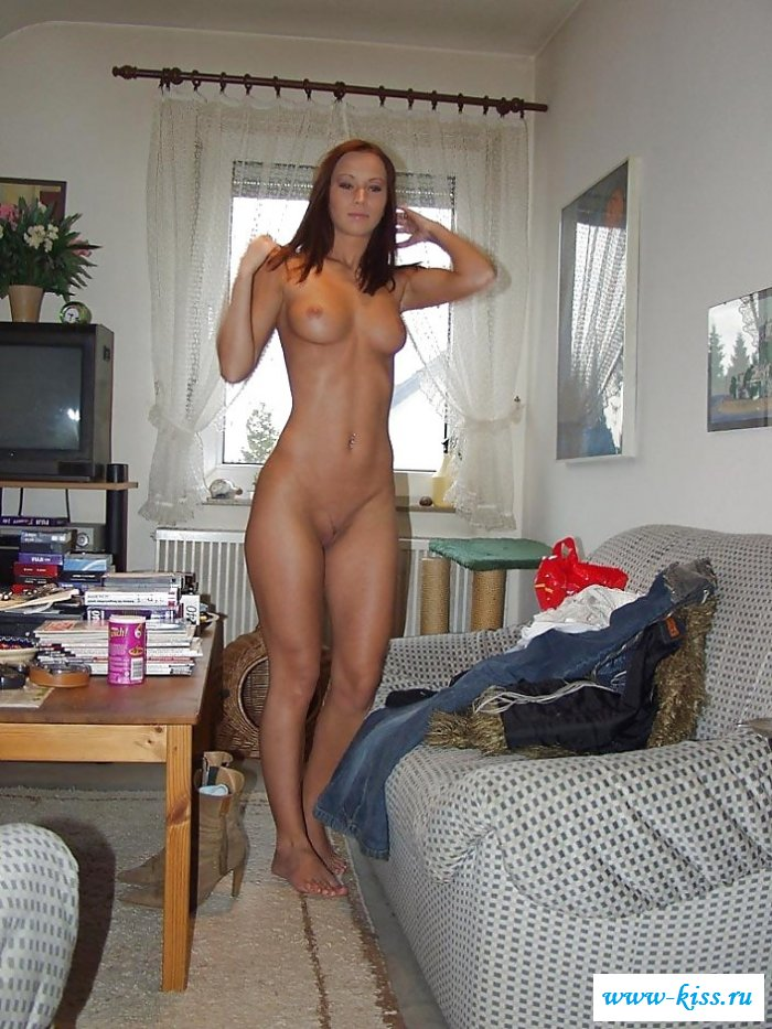 Naked Around The House