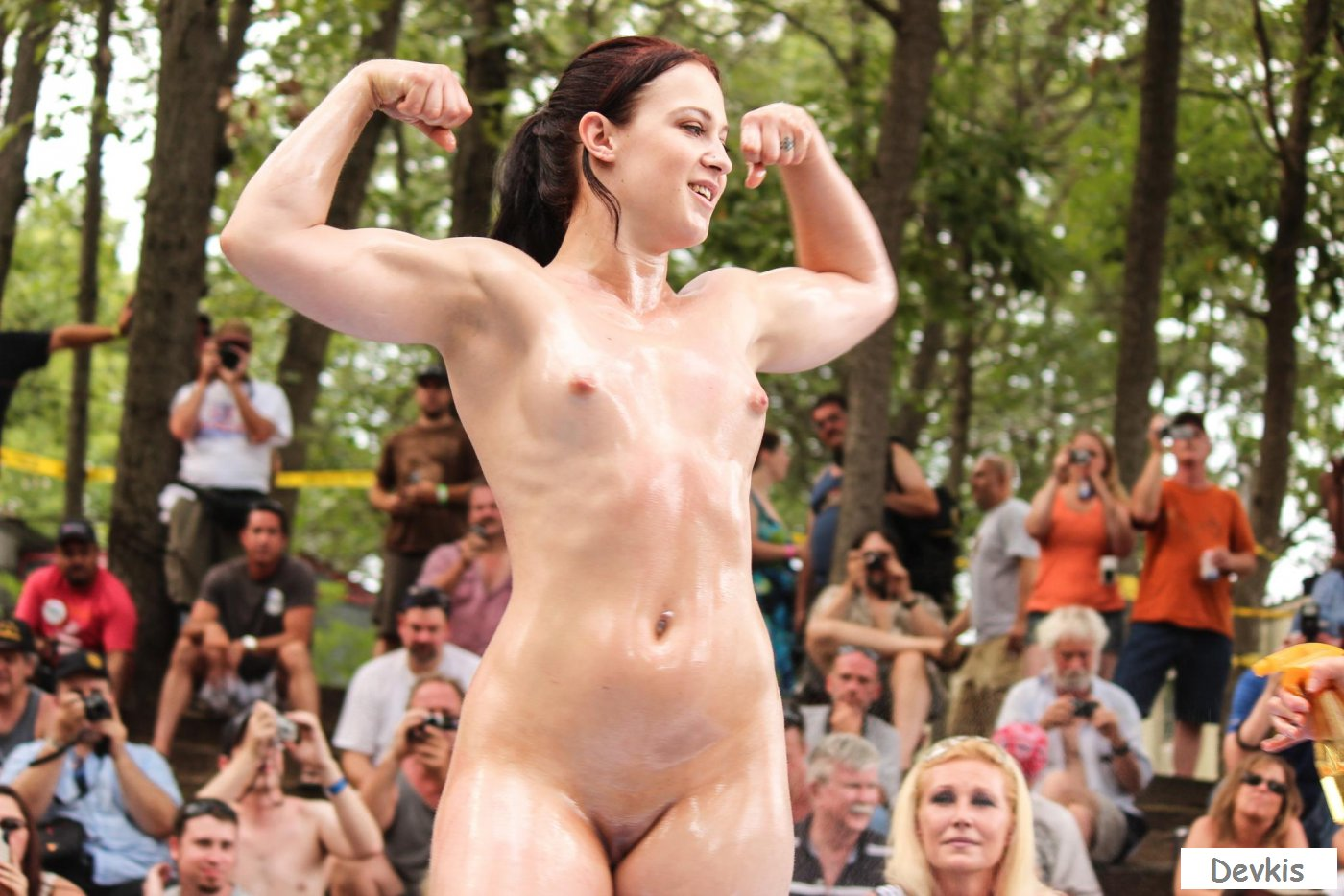 Festival naked pictures