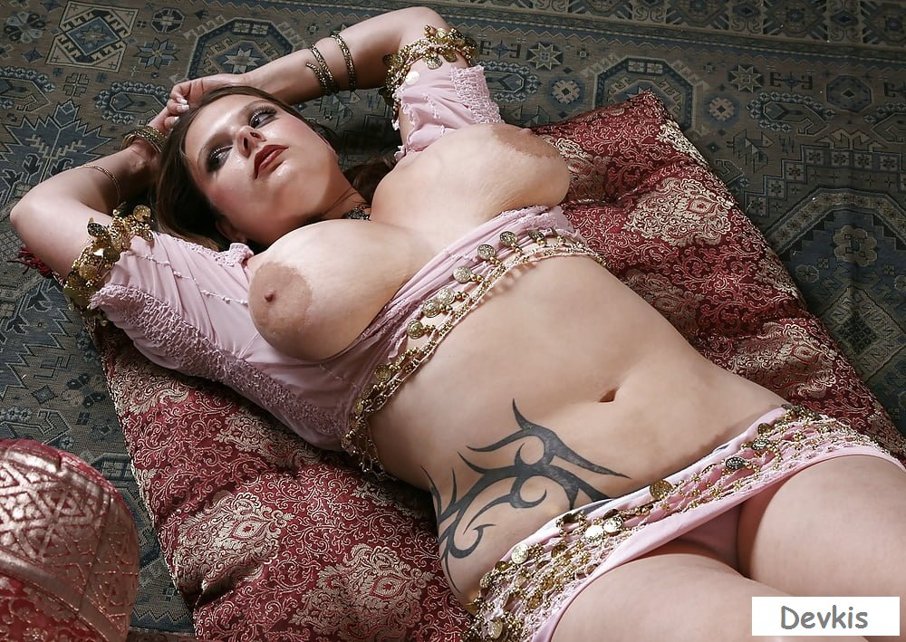 Belly Dancer Nude Pics