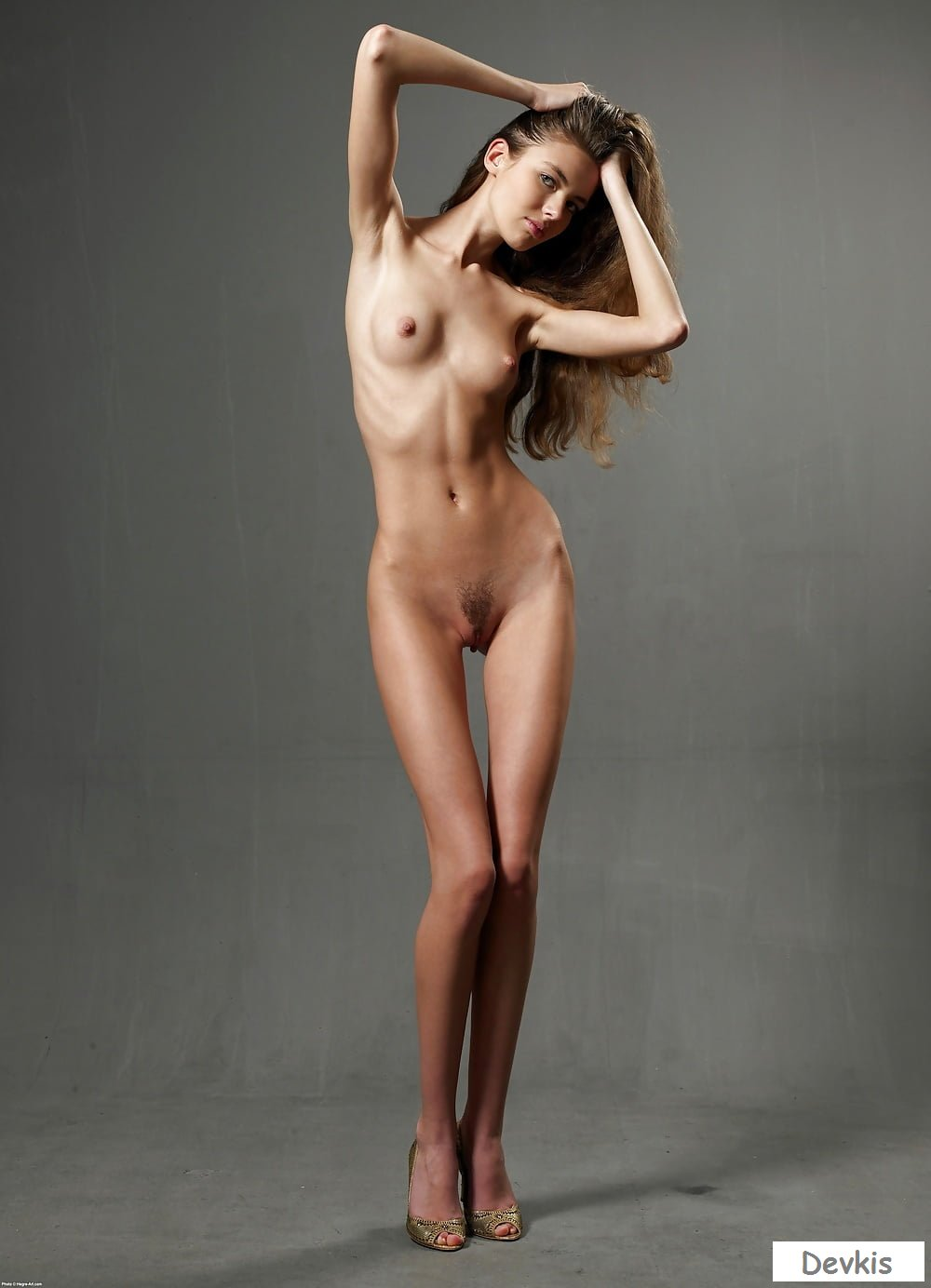 Beautiful skinny nudes
