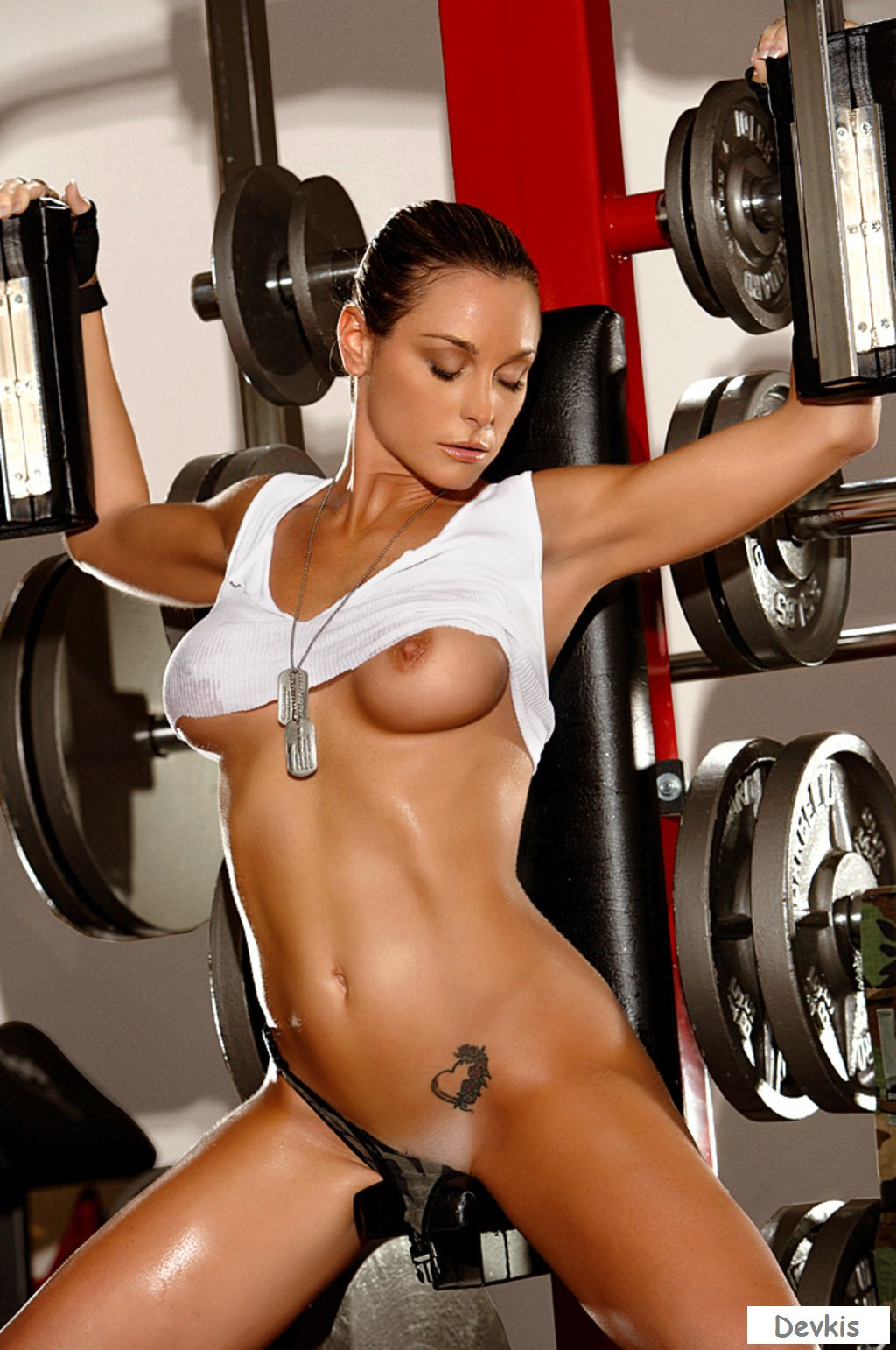 Sports Babes Nude