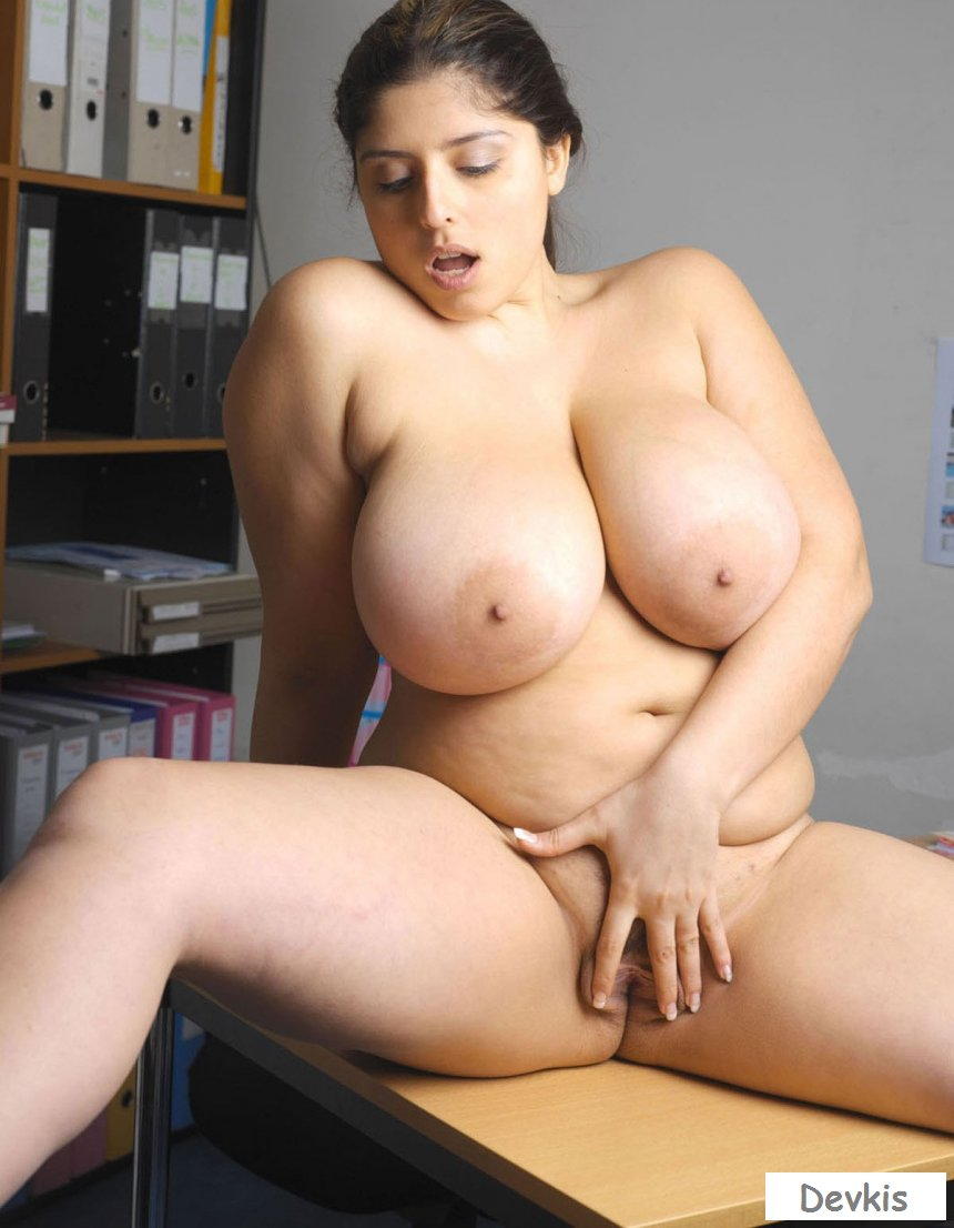 Super Cute Chubby Brunette Loves Cum All Over Her Nice Big Tits